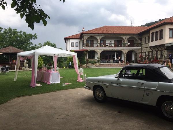 γάμος apsis εκδηλώσεις κτήμα